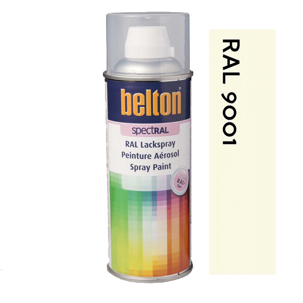 Belton Spectral RAL 9001