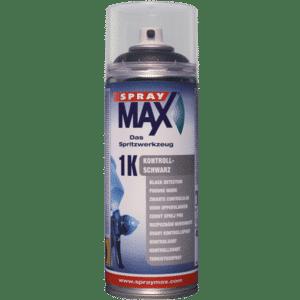 SprayMax Kontrollschwarz 400ml Spraydose